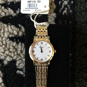 NWT Women's Bulova Watch
